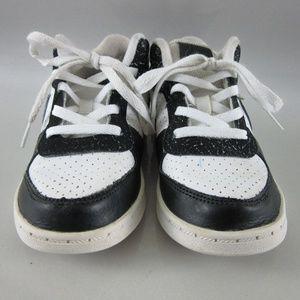 Nike Toddler Boys 10C Shoes Black White 847748-100